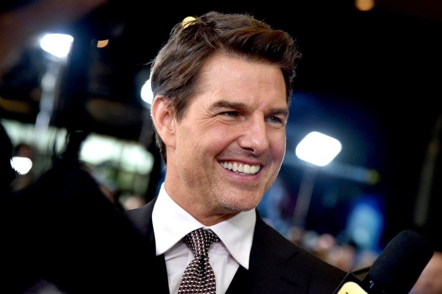 Tom Cruise sweet tooth