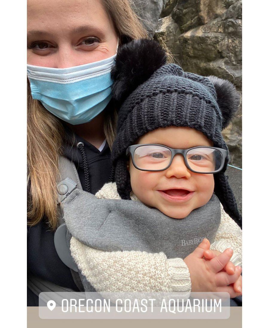 Aquarium Trip! See Tori and Zach Roloff's Sweetest Pics With Their 2 Kids