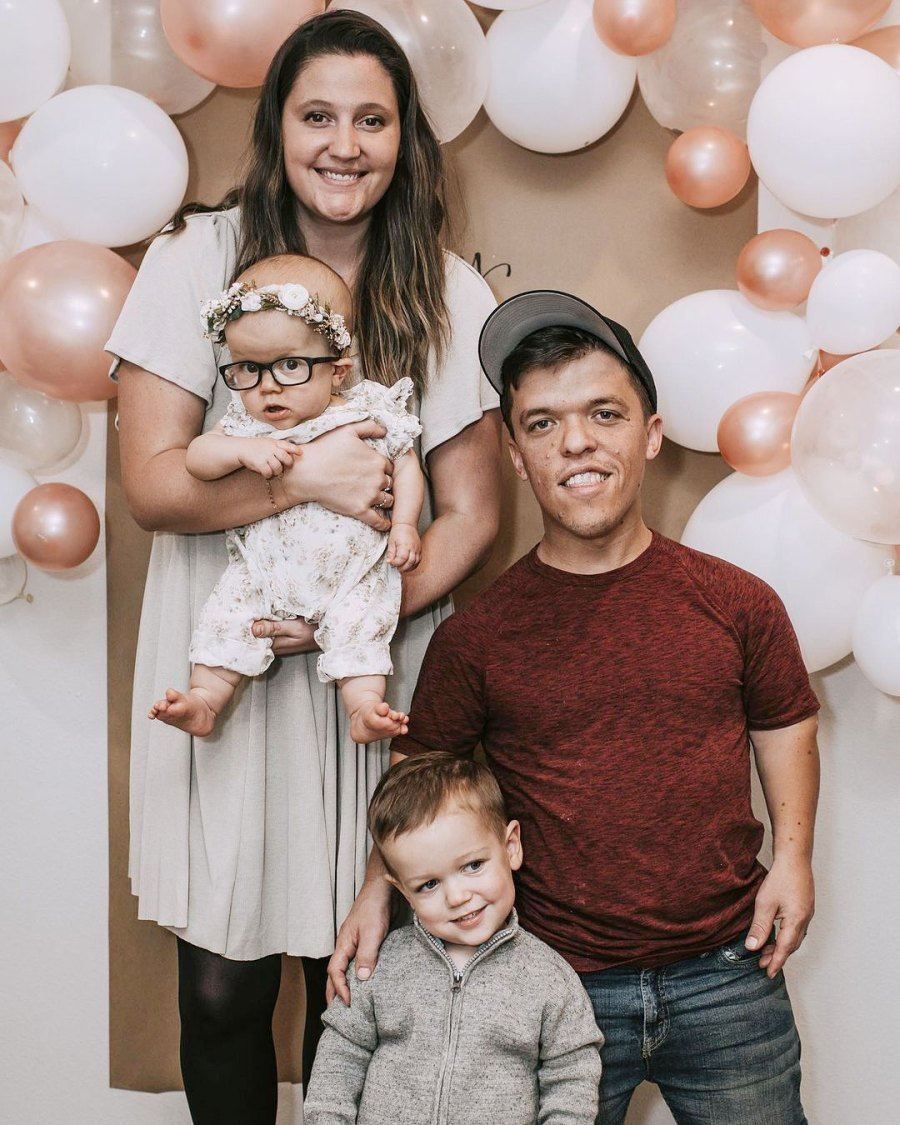 Tori Roloff and Zach Roloff Celebrate Resilient Daughter Lilahs First Birthday