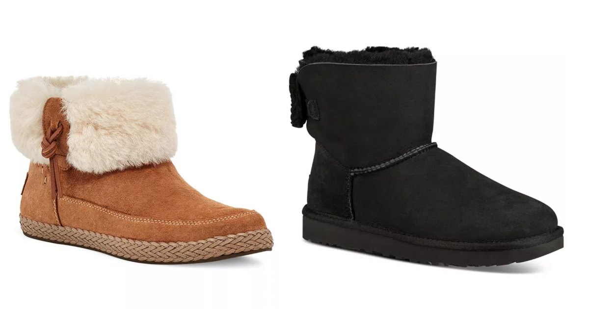 All of Our Favorite UGG Styles That Are on Sale During Black Friday