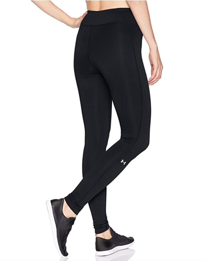 Leggings Under Armour ColdGear Authentic para mujer