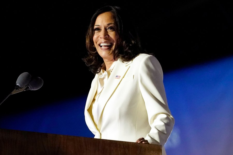 See Kamala Harris' Best Looks on the 2020 Presidential Election Campaign Trail