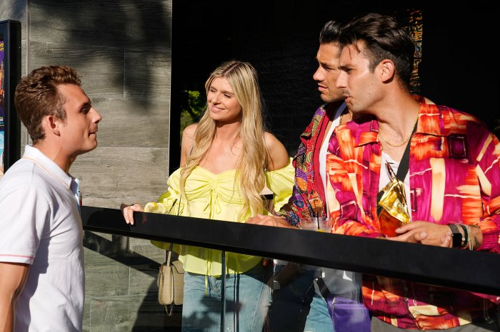 Vanderpump Rules Cast Hangs Out With Max Boyens After His Firing