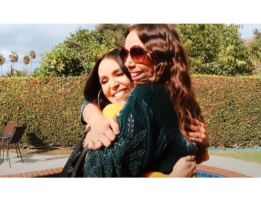 Vanderpump Rules Scheana Shay Reveals Sex Her Brock Davies 1st Child Kristen Doute