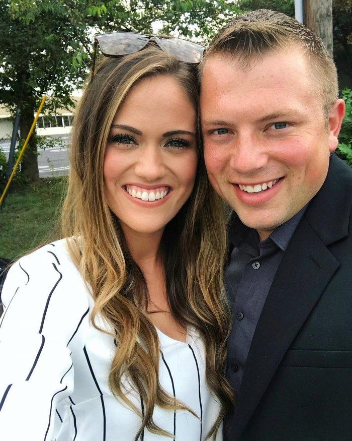 Whitney Bates está embarazada y espera a su cuarto hijo Zach Bates