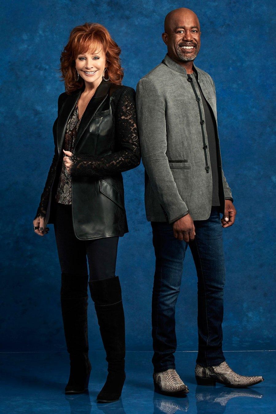 Who Is Hosting Reba McEntire and Darius Rucker CMA Awards 2020