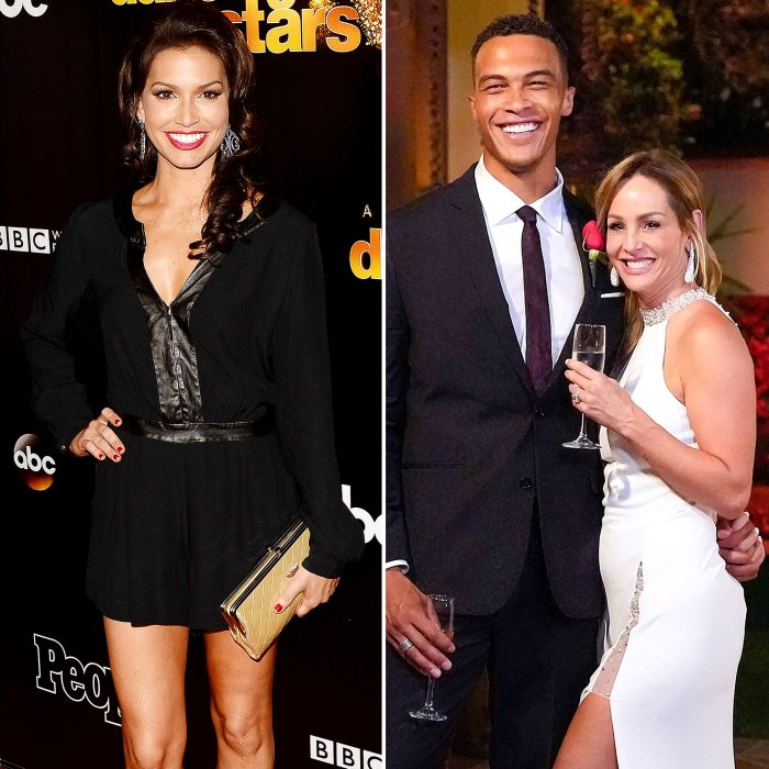 Why Melissa Rycroft Has Her Doubts About Clare Dale Relationship