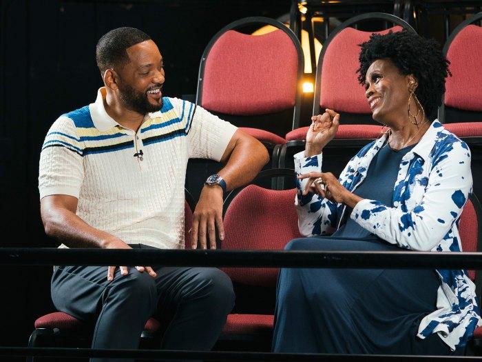 Will Smith y Janet Hubert terminan su enemistad de décadas durante la reunión de Fresh Prince of Bel-Air