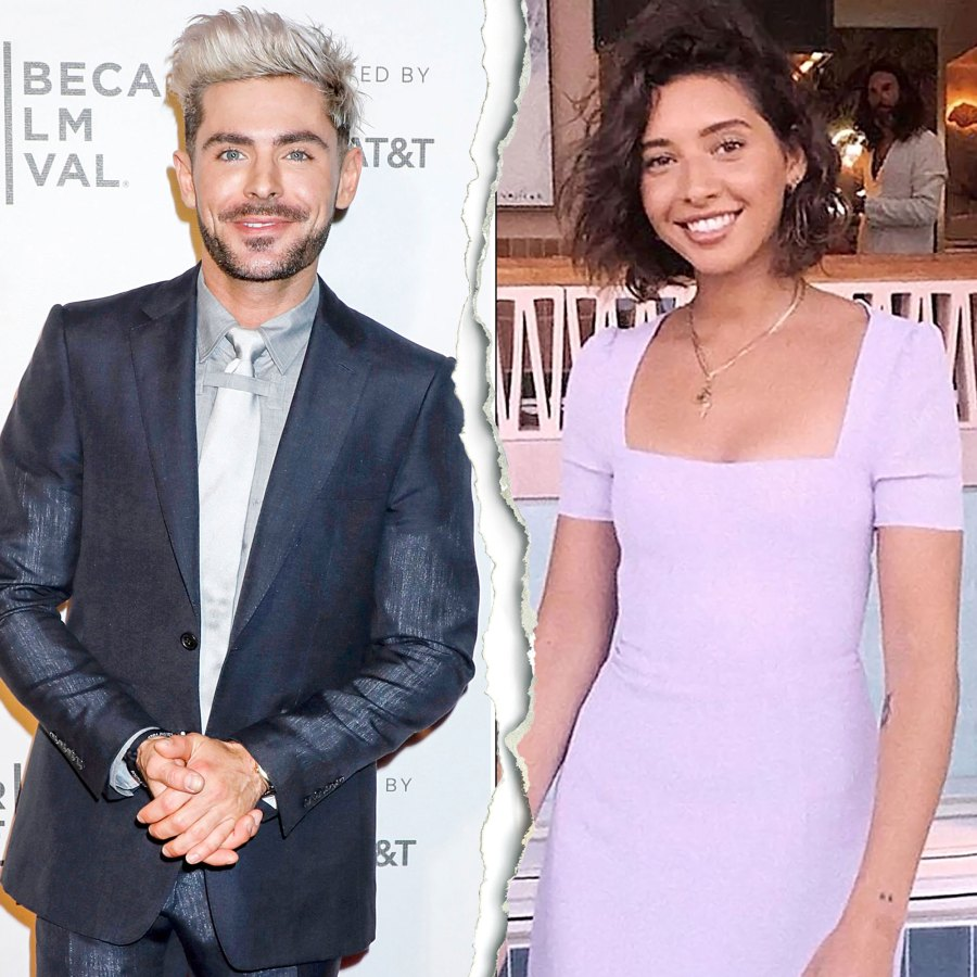 Zac Efron and Girlfriend Vanessa Valladares Split
