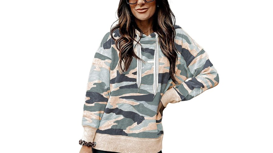 AlvaQ Long-Sleeve Pullover Sweatshirt