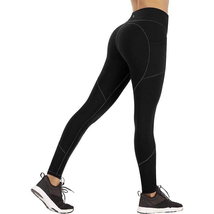 Leggings Ewedoos de cintura alta con bolsillos