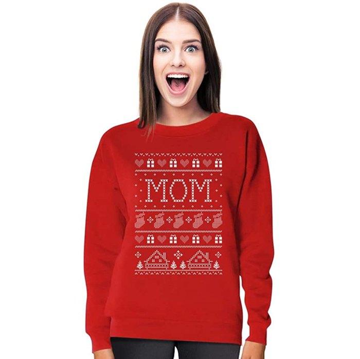 mom-ugly-christmas-sweatshirt