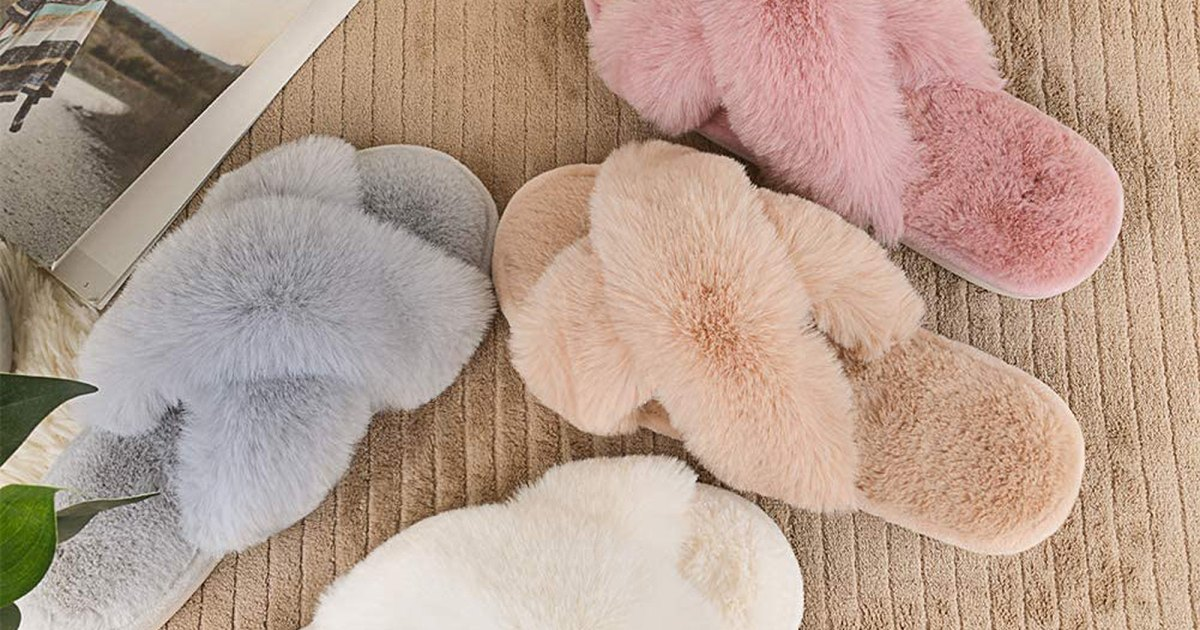 Black Friday Deal: These Plush Slippers Have 'Marshallow-Like' Comfort