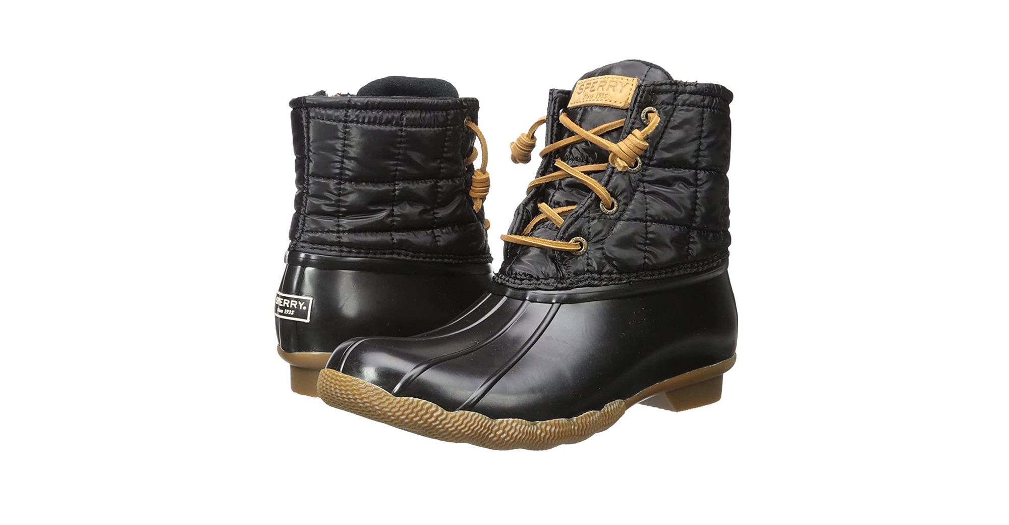 Sperry Boots Are Up to 60% Off Pre