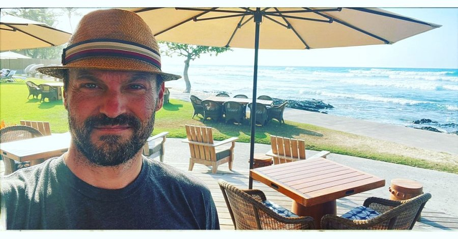 Are Sharna Burgess and Brian Austin Green Vacationing at Resort Where He Married Megan Fox