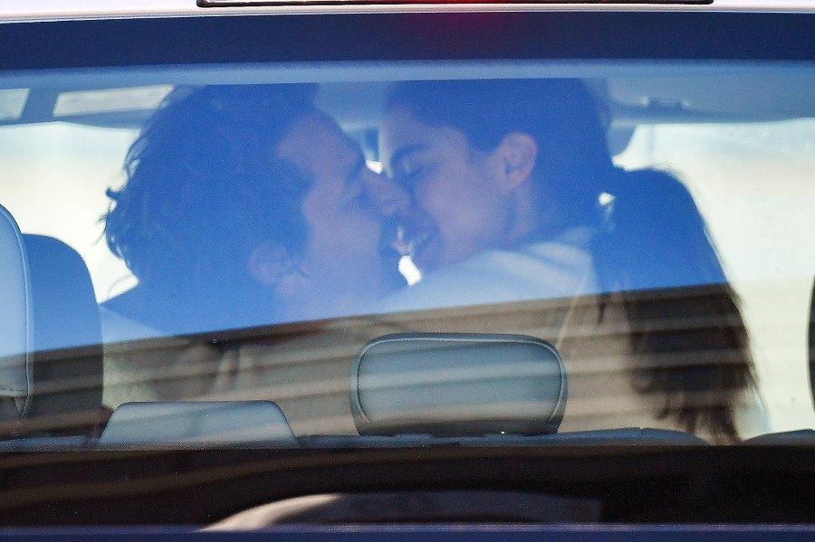 Shia LaBeouf and Margaret Qualley Kiss Amid FKA Twigs Scandal