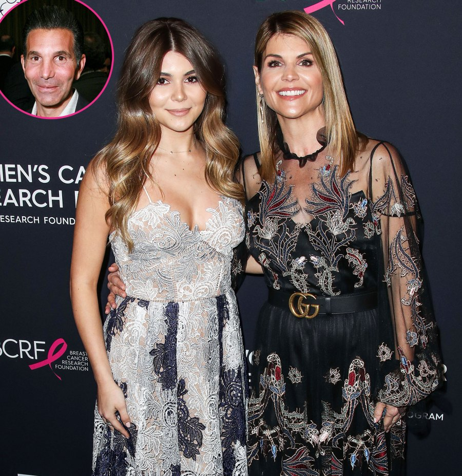 Mossimo Giannulli Olivia Jade and Lori Loughlin Olivia Jade Gianulli Apologizes and Explains White Privilege in First Interview Since College Scandal