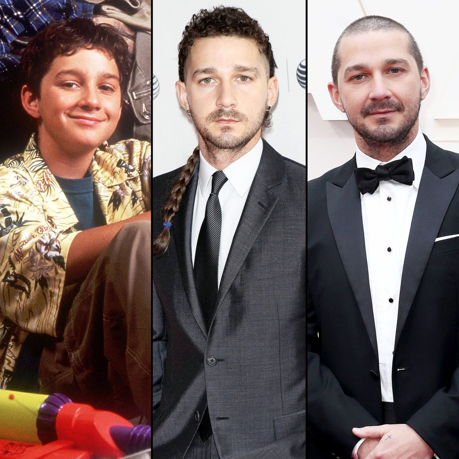 Shia LaBeouf Ups and Downs Through the Years