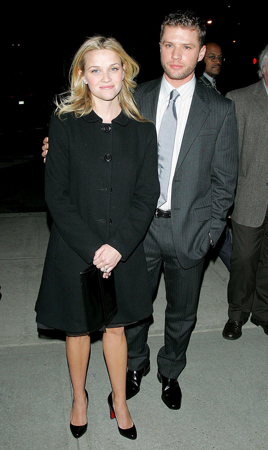2007 Divorce Final Reese Witherspoon and Ryan Phillippe Ups and Downs