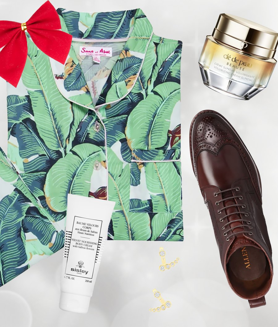 Splurge Gift Guide for Him and Her