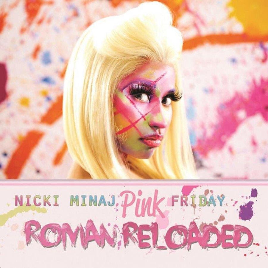 4 2012 nicki minaj Pink Friday Roman Reloaded