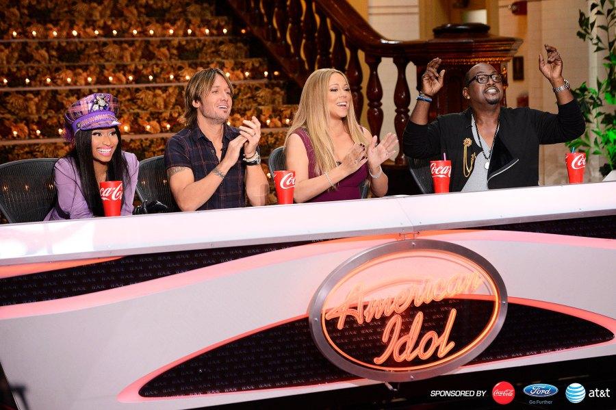 6 2013 Nicki Minaj American Idol
