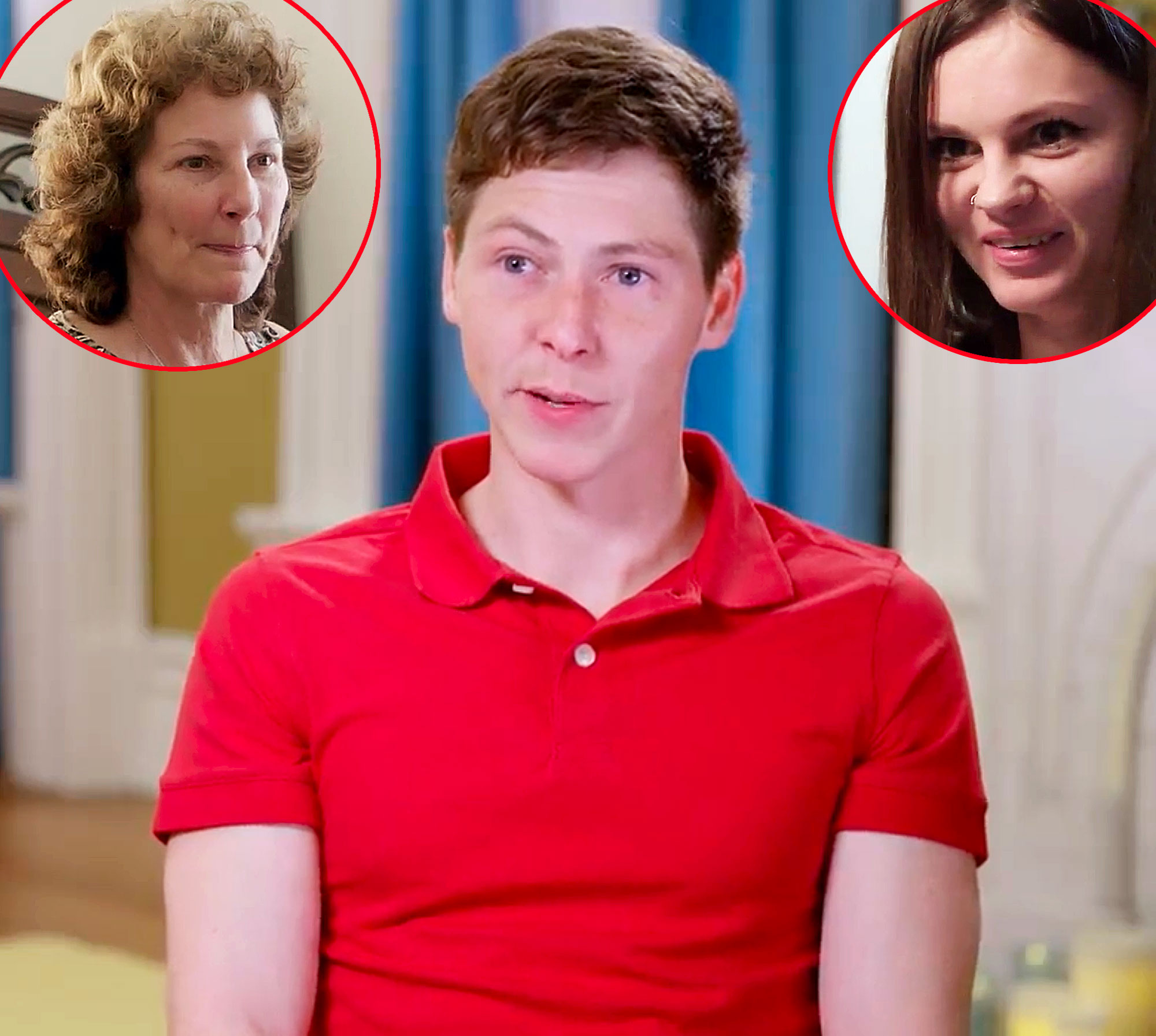 90 Day Fiance Season 8 Premiere Brandon Mom Worries Julia Will Get Pregnant After Coming to US