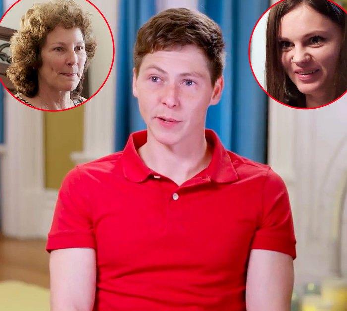90 Day Fiance Season 8 Premiere Brandon Mom teme que Julia quede embarazada después de venir a EE. UU.
