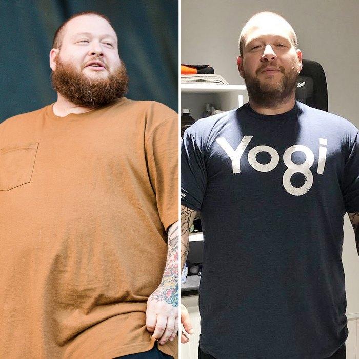 Transformaciones de las celebridades en la pérdida de peso: antes y después de cómo el rapero Action Bronson bajó 127 libras en 9 meses