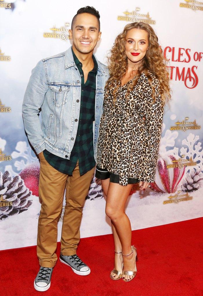 Alexa y Carlos PenaVega anuncian al bebé No. 3 en el video musical de Big Time Rush SH: ¡Aw!  Alexa y Carlos PenaVega esperan el bebé número 3 en 2021