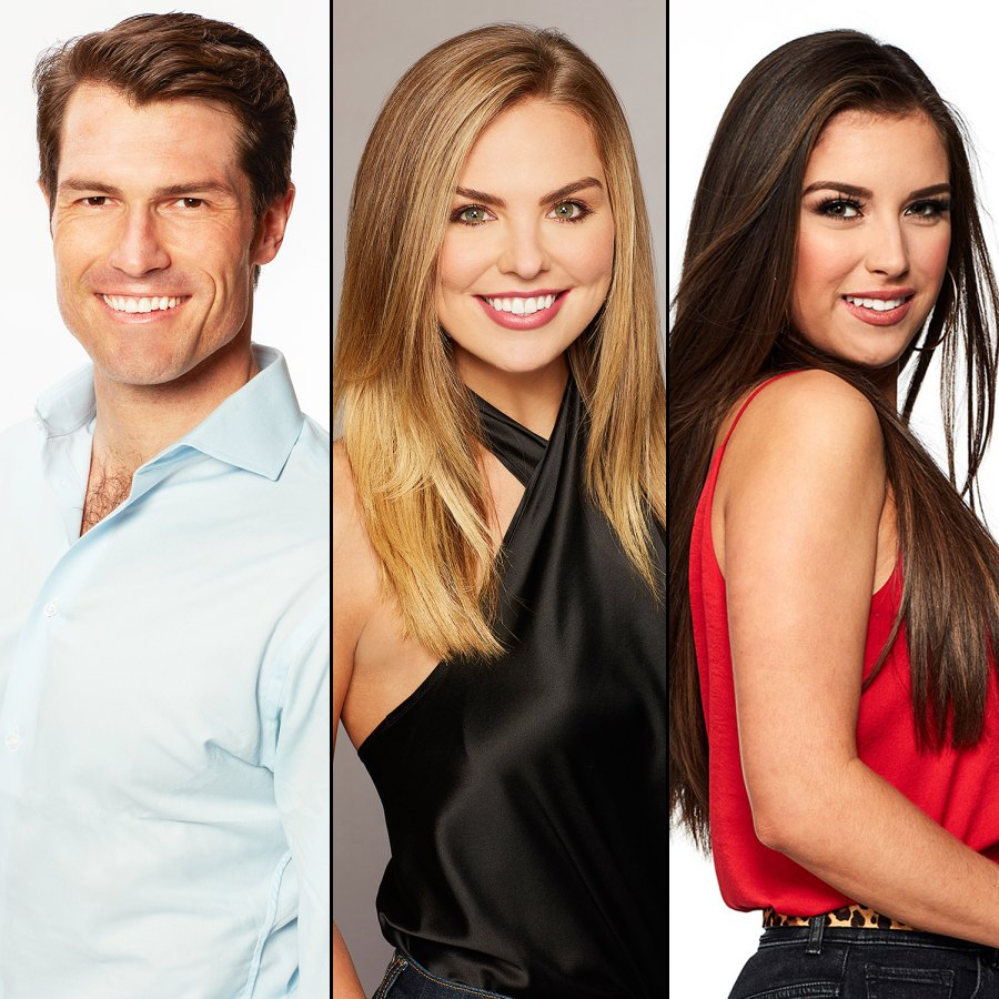 Bennett Jordan Hannah Brown and Alayah Benavidez Bachelor and Bachelorette Contestants Who Came Back After Being Eliminated