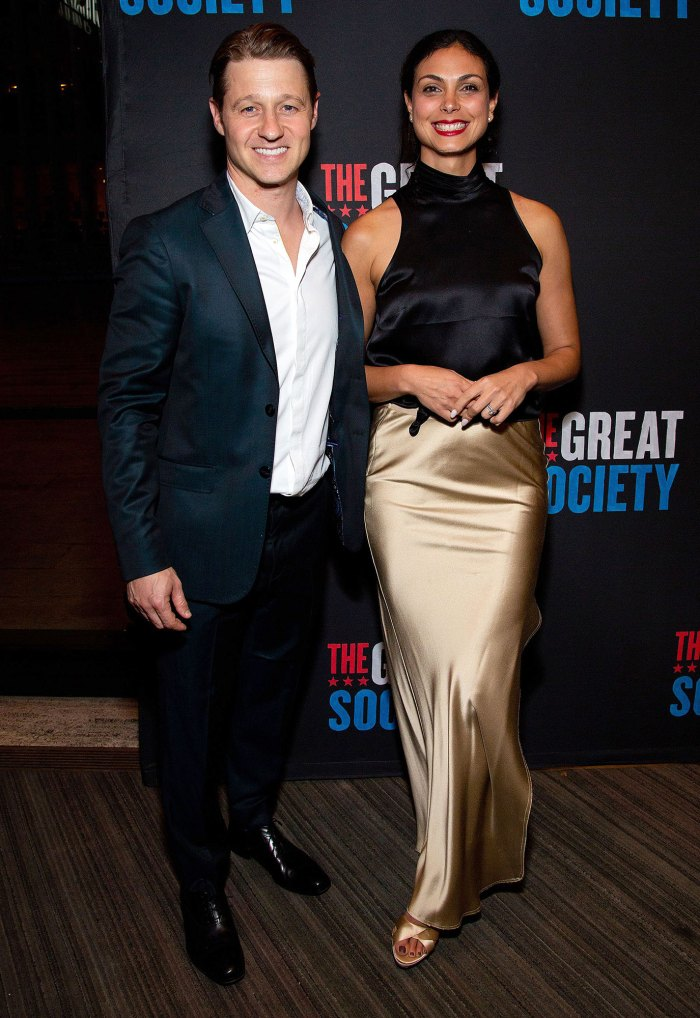 Ben McKenzie and Wife Morena Baccarin Are Expecting Baby