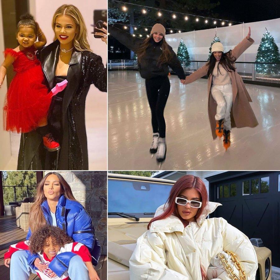 The Best Kardashian-Jenner Winter Style