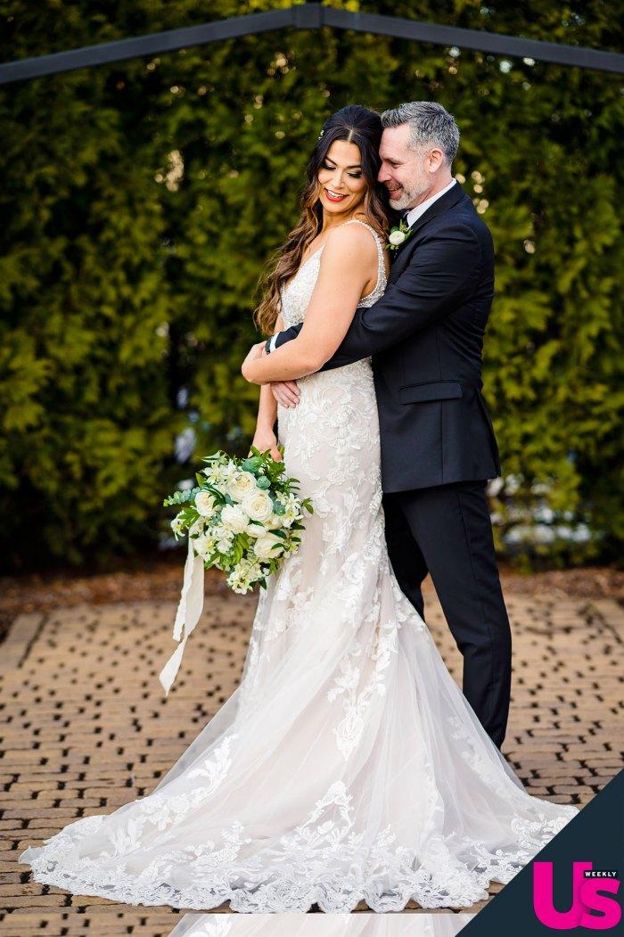 La entrenadora más perdedora Erica Lugo se casa con Danny McGeady