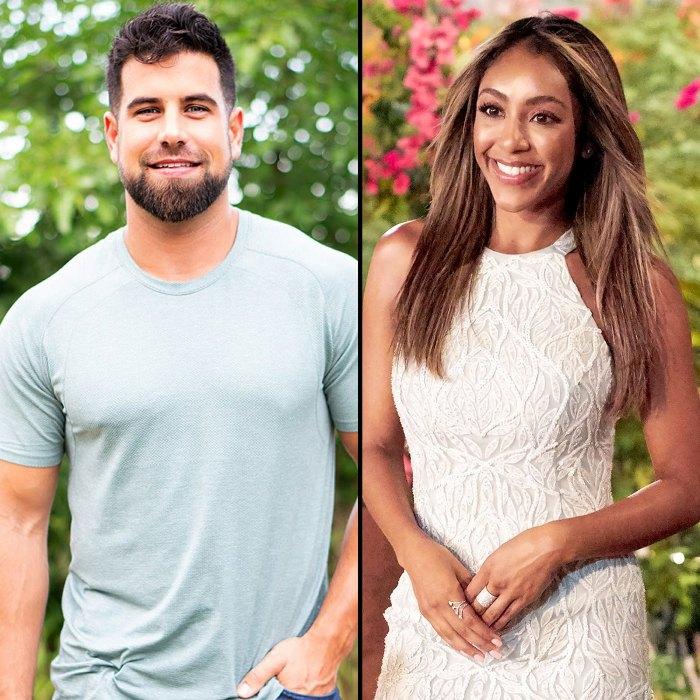 Blake Moynes admite que todavía piensa en qué pasaría si con Tayshia Adams