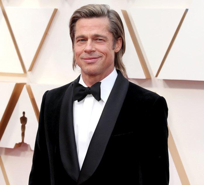 Brad Pitt pasa la Navidad con los gemelos Shiloh en medio del drama de Angelina Jolie