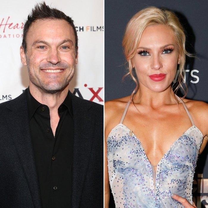 Brian Austin Green y Sharna Burgess de DWTS provocan rumores de citas mientras se van de vacaciones juntos