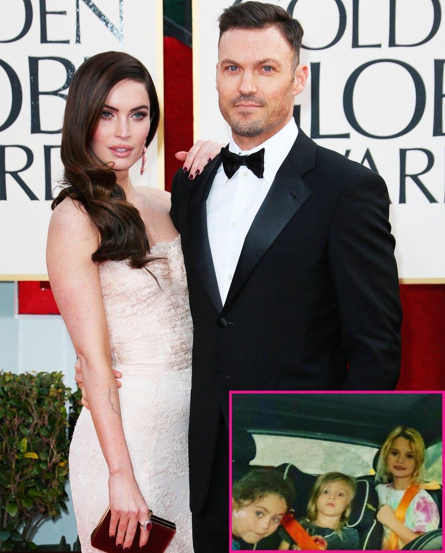 Brian Austin Green Is Seeking Joint Custody of His and Megan Fox's 3 Sons Amid Divorce gallery