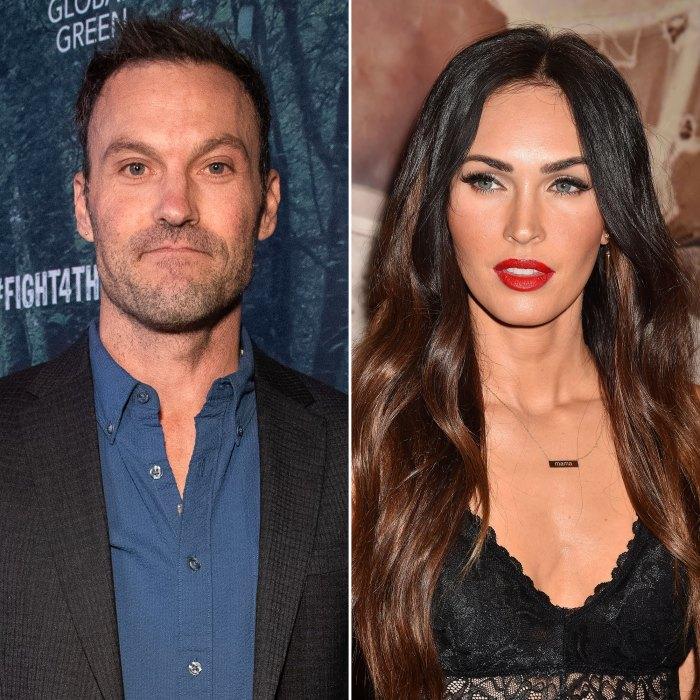 Brian Austin Green dijo que obtuvo su 'autoestima' de 'Esposa' Megan Fox meses antes de la separación