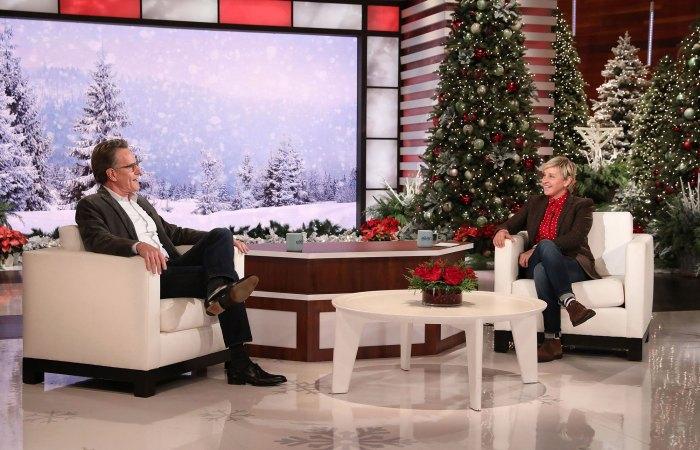 Bryan Cranston todavía sufre de síntomas persistentes de COVID-19 Show de Ellen DeGeneres