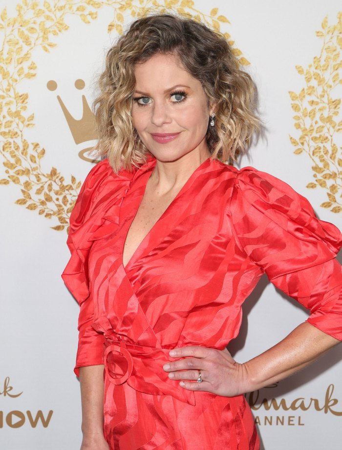 Candace Cameron Bure Slams 'Vile' Comments About Kirk's COVID Protests