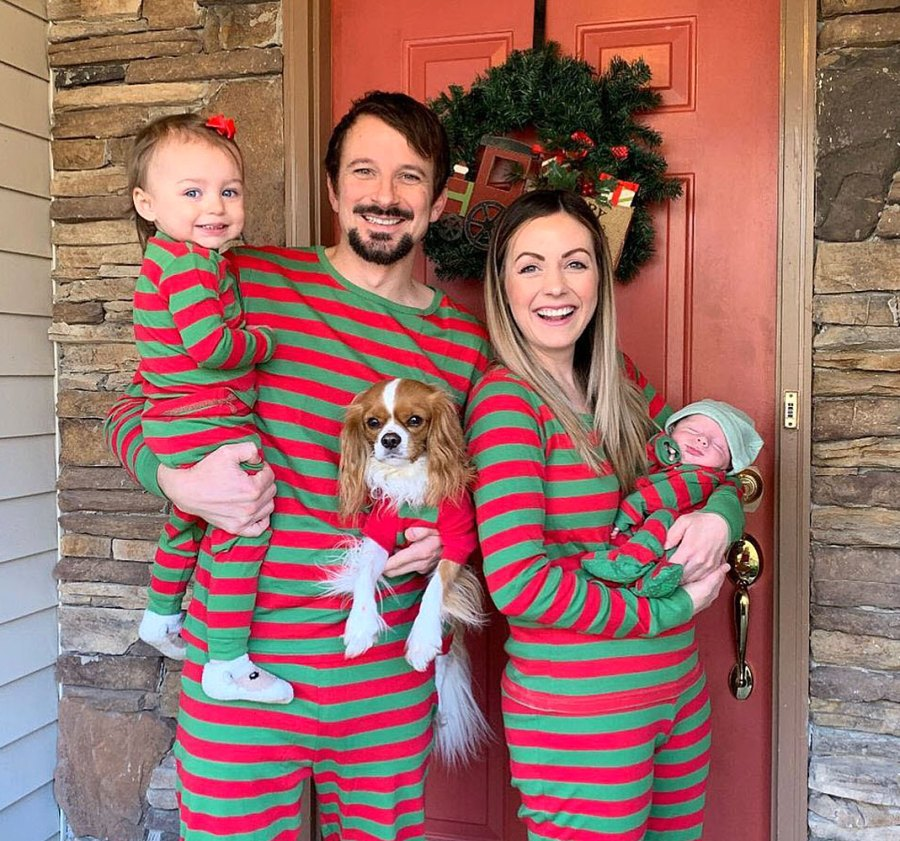 Bachelor Babies Carly Waddell Evan Bass Family Album