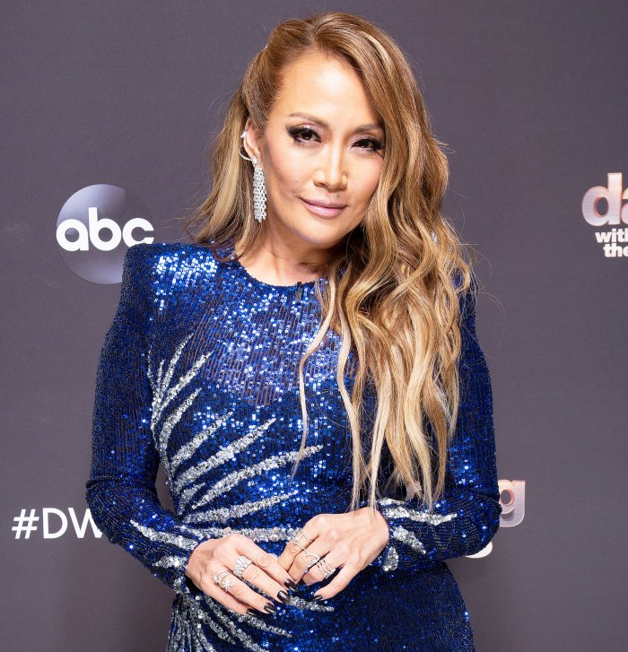 Carrie Ann Inaba Misses The Talk After Testing Positive for COVID-19