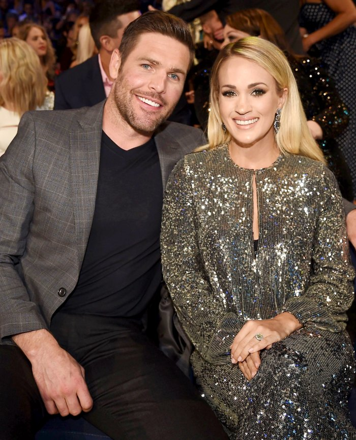 Carrie Underwood Reveals Unique Christmas Present Mike Fisher