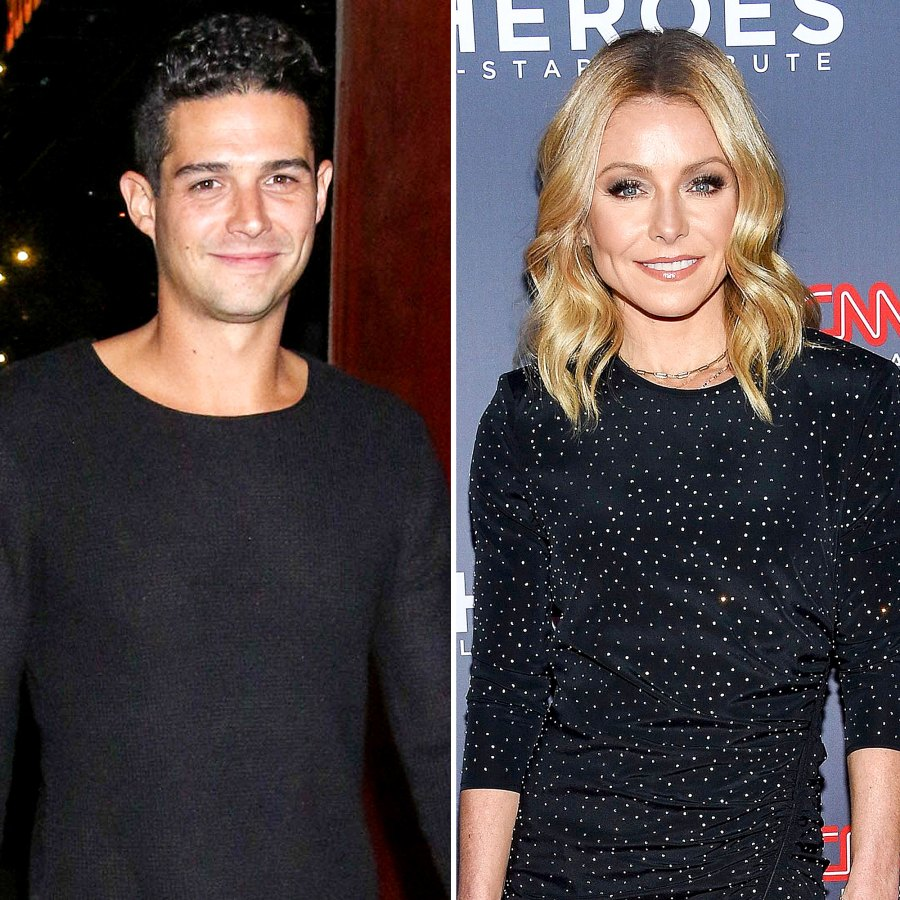 Wells Adams Kelly Ripa Celebrities Share Their Favorite Holiday Traditions