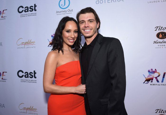 Cheryl Burke Says Matthew Lawrence Is the 1st Man She Dated Who Wasn't 'Abusive'