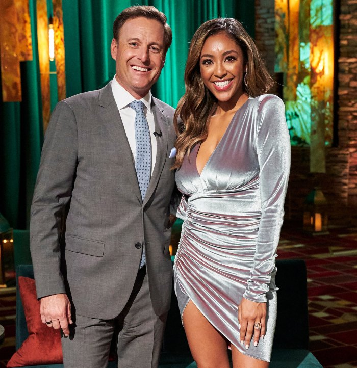 Chris Harrison Teases Rocky Ending for Tayshia Adams Bachelorette Season