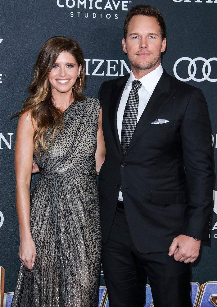 Chris Pratt ofrece un primer vistazo a su hija Lyla mientras celebra a su esposa Katherine Schwarzenegger