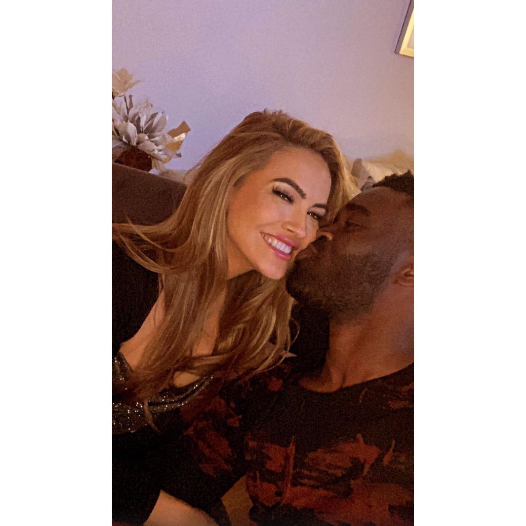 Chrishell Stause Dating Keo Motsepe 1