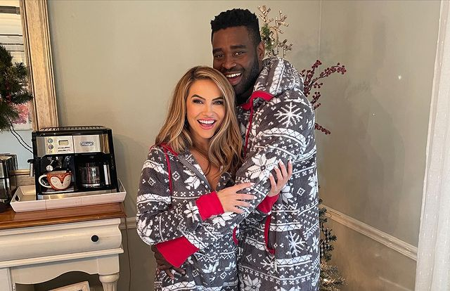 Chrishell Stause Says Boyfriend Keo Motsepe 'Brought Such Welcomed Happiness' to 1st Christmas Without Her Mom